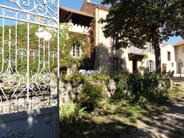 Gîte de Nonette - Puy-de-Dôme - Nonette - Hus