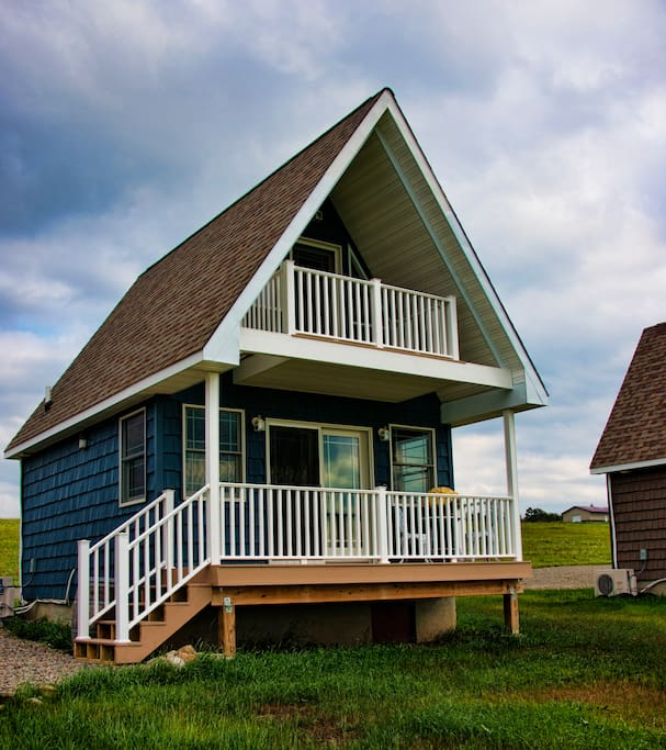 Tiny Houses For Rent In Burdett, New