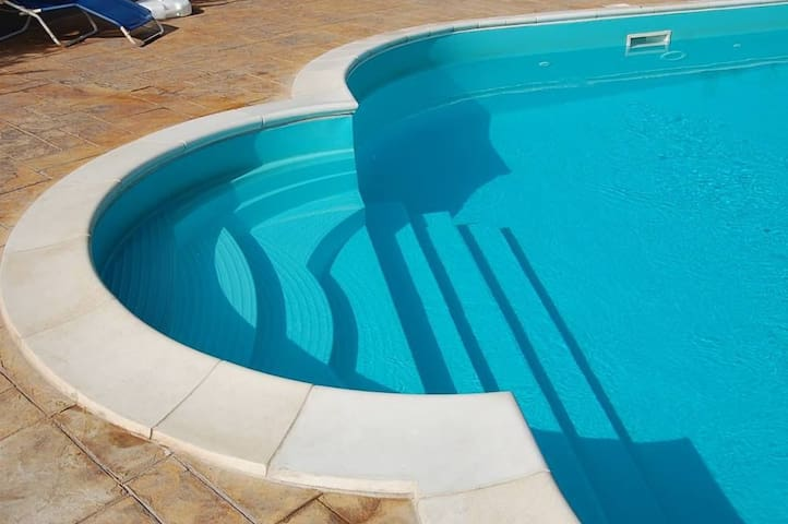 VILLA LILIYA, SWIMMING POOL, BEACH - CEFALU - Villa