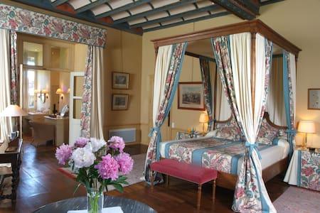 "Chambre ""Royale"" Stuart - Château - Oizon - Schloss"