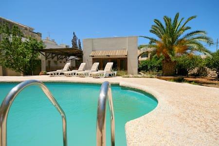 Super Villa Mosta with private pool - Mosta