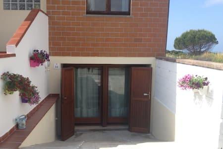 appartamento a 50 mt dalla spiaggia - Alghero