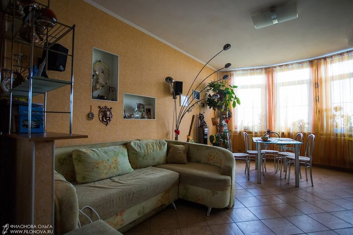 Modern Flat 20 mins drive from Sheremetevo airport - Krasnogorsk - Appartement