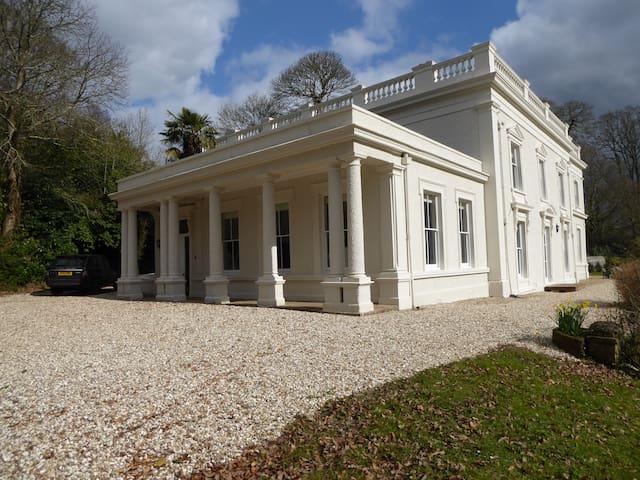 Strode House - South Devon Georgian Country House