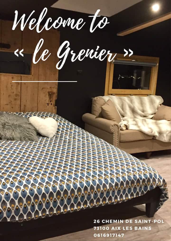 ❤️ «Le Grenier»  idéal CURE Prix TCC! ❤️