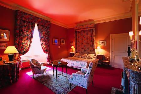 Suite Marquise au Château - Oizon