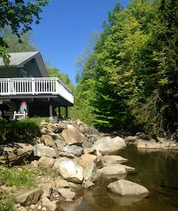 Mount Snow River House 1 mile away - 도버(Dover)