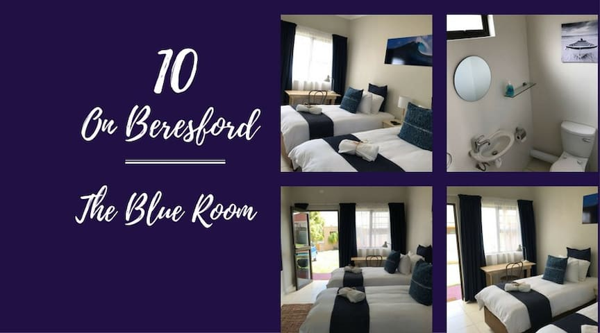 10 On Beresford - The Blue Room
