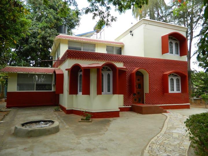 4BR Villa near Bangalore Airport