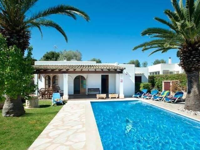 Villa Farida - Cala d'Or, Mallorca