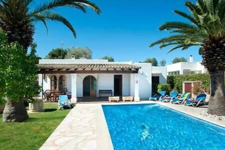 Villa Farida - Cala d'Or, Mallorca - Santanyí - Villa