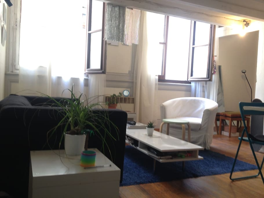 Appartement 35m2 centre de bordeaux appartements louer for Cuisine salon 35m2