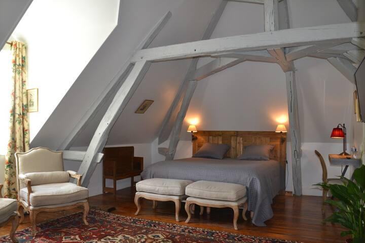 Chambre d'hôtes de charme - Ronsard