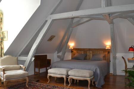 Chambre d'hôtes de charme - Ronsard - Mesland