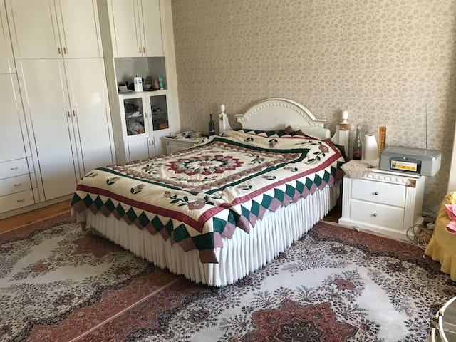 Private Room 1 at the center of Isparta