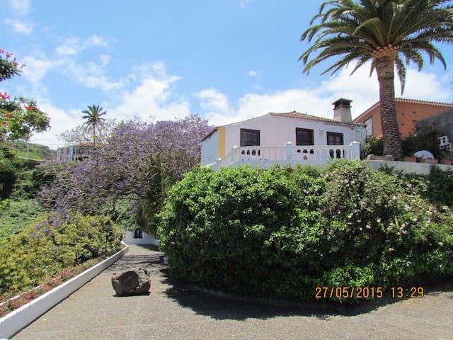 Romantic Canarian Hideaway - Puntallana - Dom