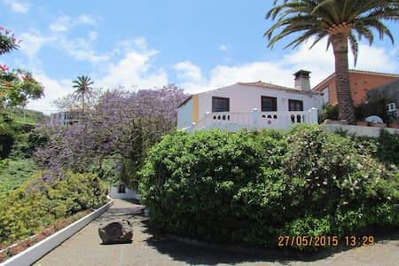 Romantic Canarian Hideaway - Puntallana - Casa