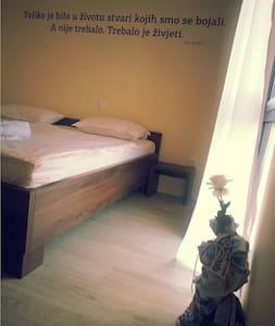 Single room - Bihać - Bed & Breakfast