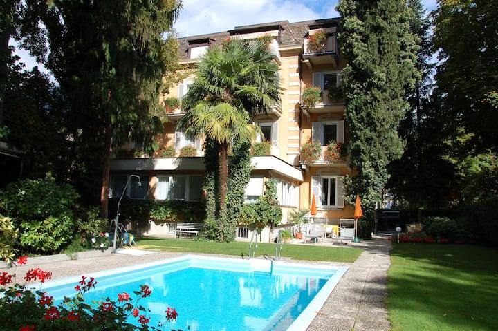 Cosy apartment in the centre of Merano