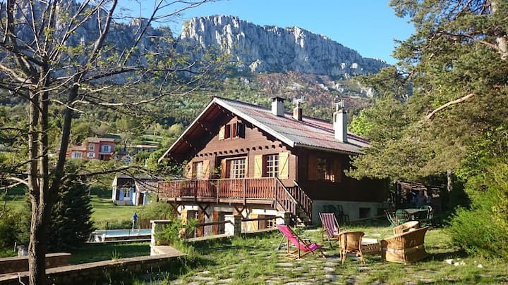 Great traditional chalet - Alpes