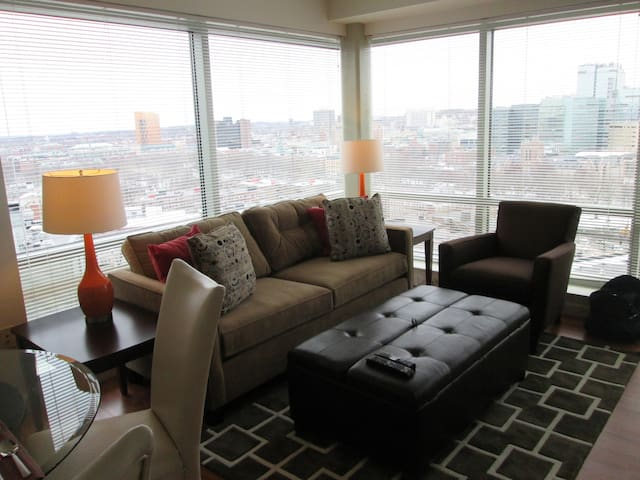 Lux 2 Bedroom by Fenway with washer/dryer & WIFI - Boston - Byt