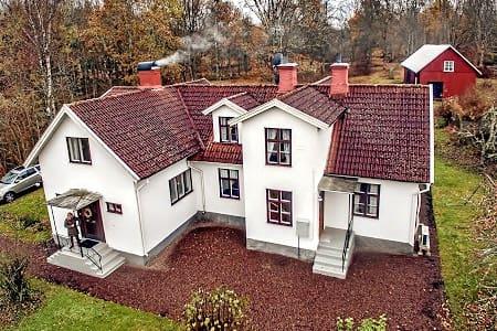 Villa Humlebo i Allgunnen
