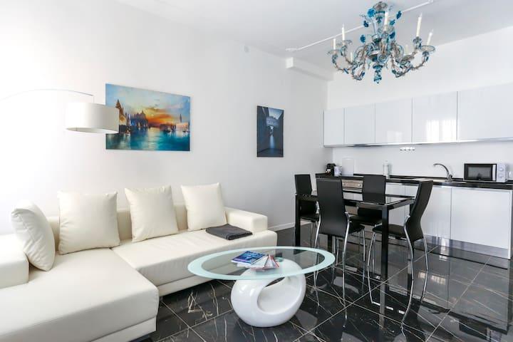 LUXURY NEW apartment noveno1 - Venetsia - Huoneisto