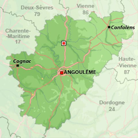 Mansle - Mansle - Rumah