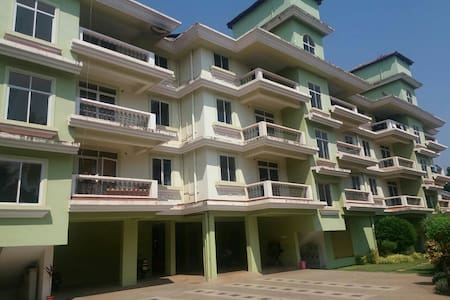 2Bhk fully furnished  Apt - fatrade Varca - อพาร์ทเมนท์