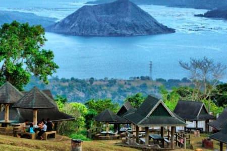 Cavite -no so far from mountain andresorts