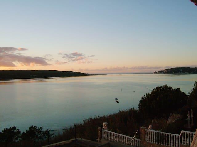Casa da Boa Vista- Obidos Lagoon - Foz do Arelho-Caldas da Rainha -Obidos