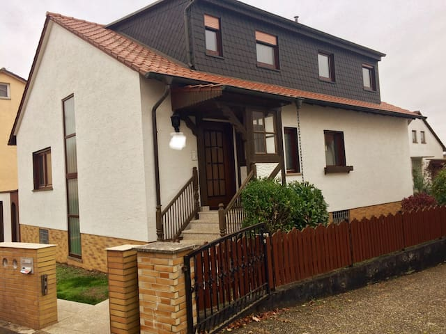 Nice apartment by Frankfurt  (Train to Fair)