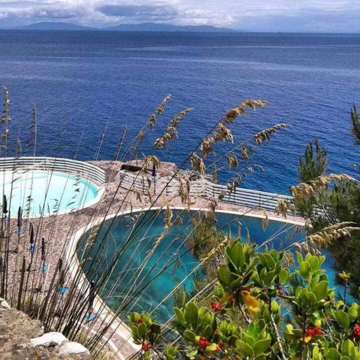 Villa Le Terrazze  Isola d'Elba