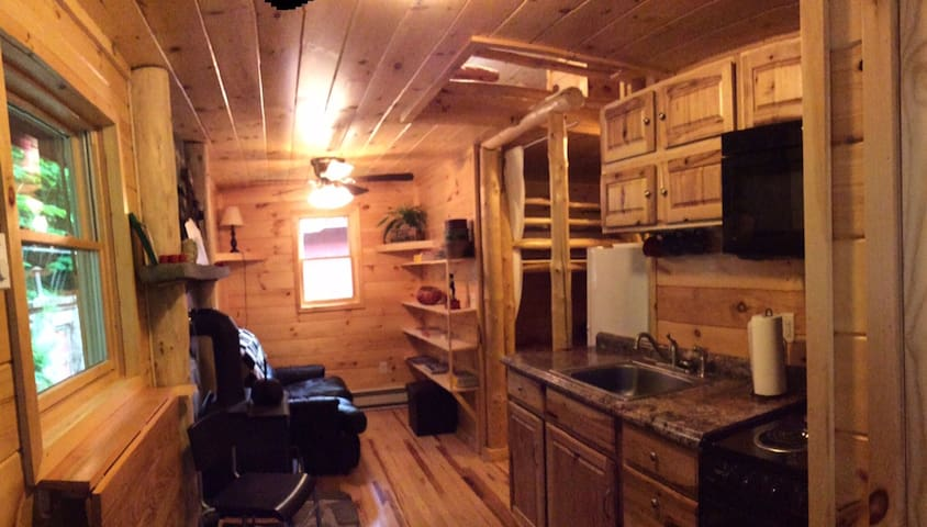 Wilson Cabin w/ Fireplace: Sleeps 6 - Taberg