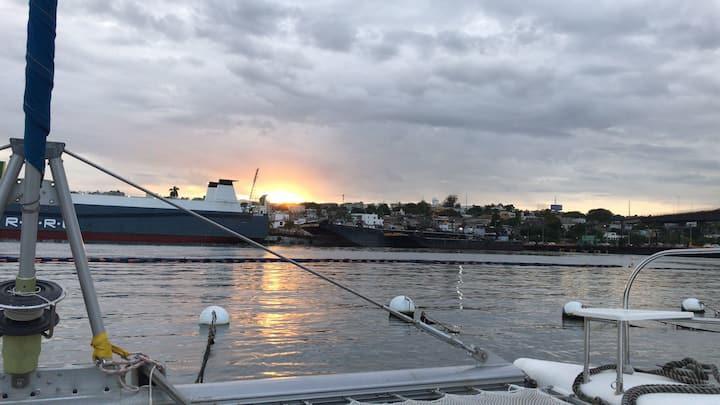 Catamaran jazmín, Fontaine pajot bahía 46