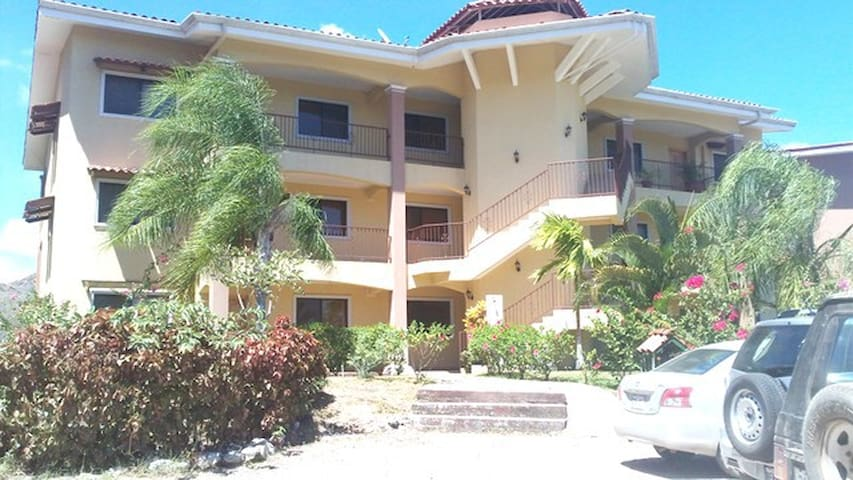 bldg 1  unit 2 Condor Condominiums  Guanacaste, CR