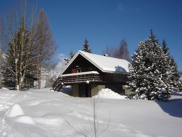 Grand chalet familial - Mont-de-Lans - Chalet