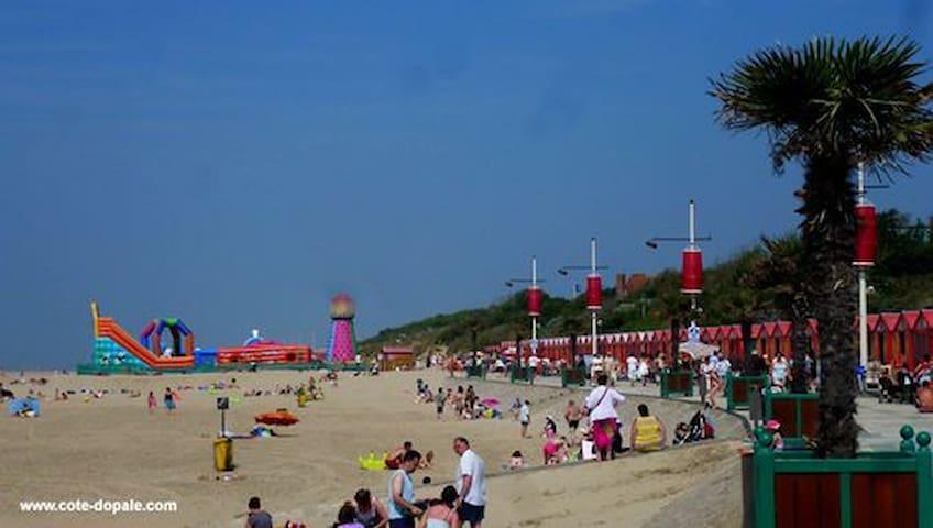 Maison Gravelines plage (Petit-Fort-Philippe) - Gravelines - Dom