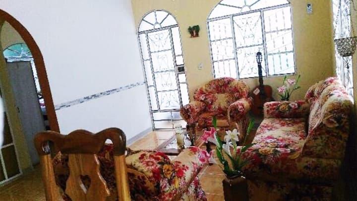 Charming home near Varadero where life got better!