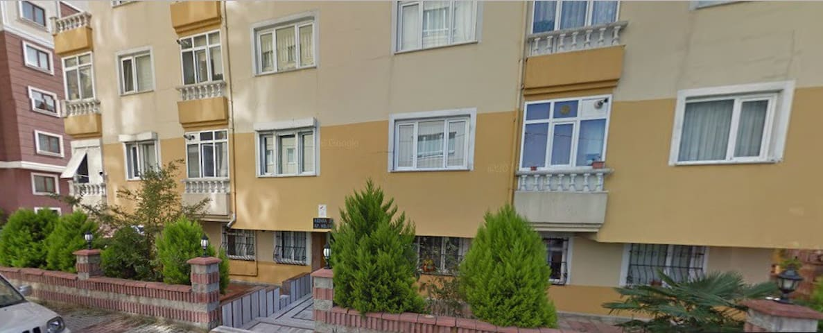 Nice room in the middle of asia part at İstanbul. - Ümraniye - Apartament