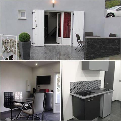 Charmant duplex - CASANOVA DE VENACO - Loteng Studio