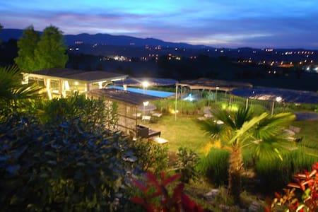 Spoleto by the pool (Apt. 2)