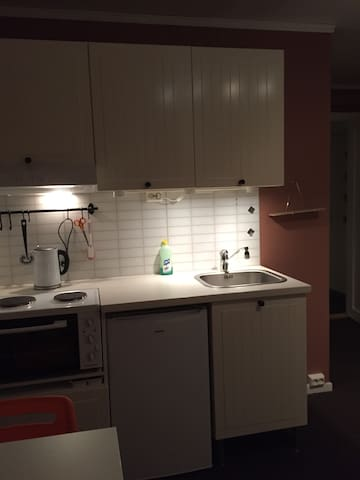 Nice room centrally located in Alta