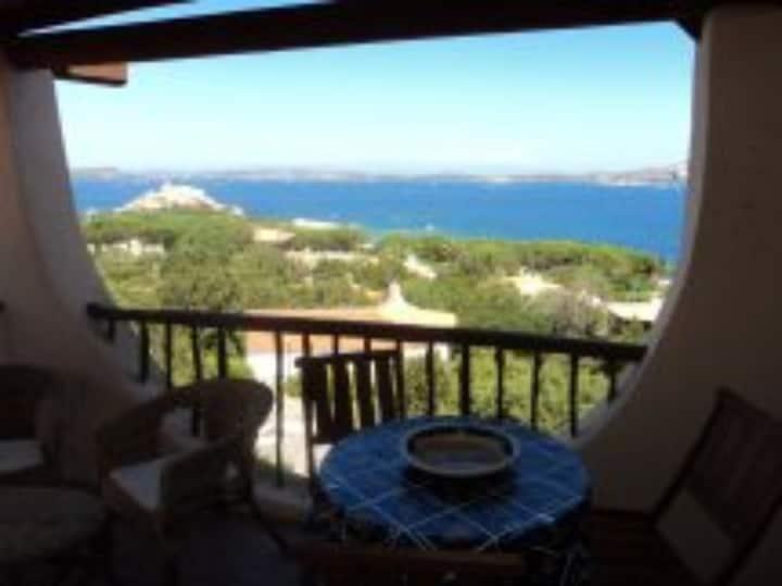 Baja Sardinia View