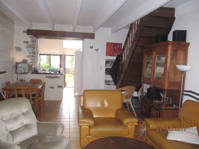 Maison de Pêcheur à Billiers (proche Vannes) - Billiers - Casa