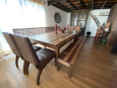 Private and spacious farm in Oaxacan outskirt