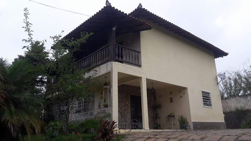 Sitio- no melhor clima - Miguel Pereira - Cottage