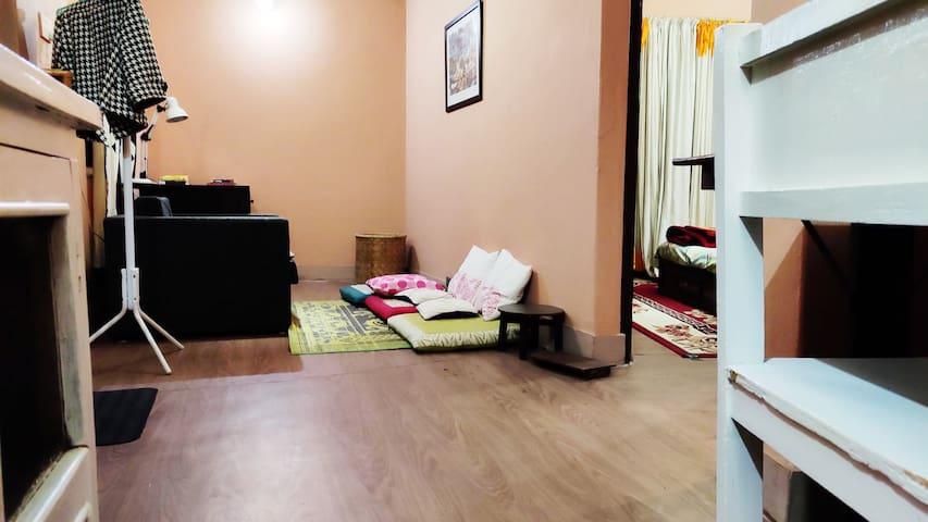 Furnished cosy studio-apartment in Hadigaon