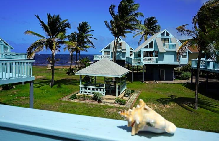 Oceanview Villa At Sealofts On The Beach