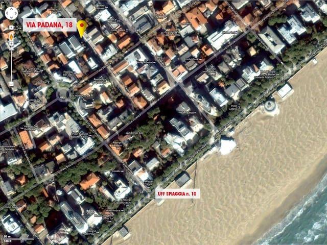 appartamento al mare lignano sabbiadoro - Lignano Sabbiadoro - Appartement